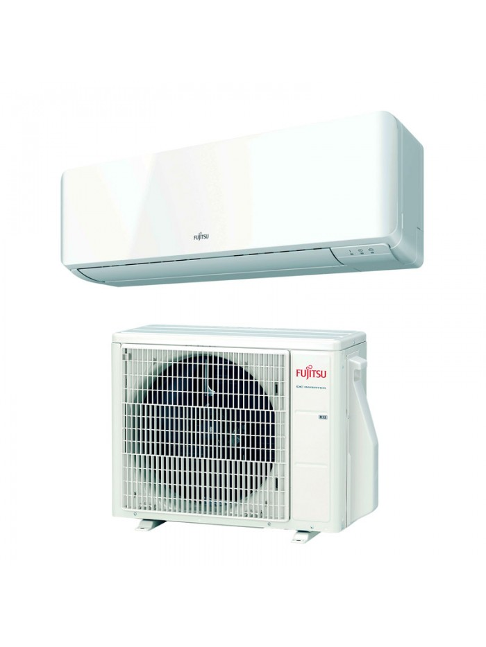 Wall Split AC Fujitsu ASY35-KMCC