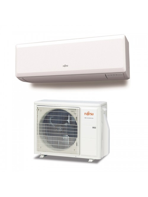 Wall Split AC Air Conditioner Fujitsu ASY25-KP