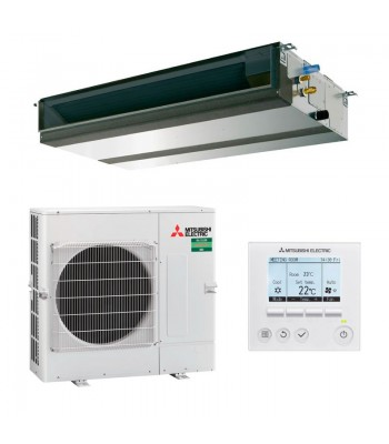 Ducted Air Conditioners Mitsubishi Electric PEAD-SM100JA + PUZ-SM100VKA