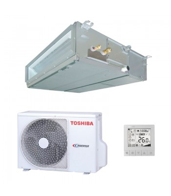 Kanalgeräte Toshiba RAVRM561BTPE + RAVGM561ATPE