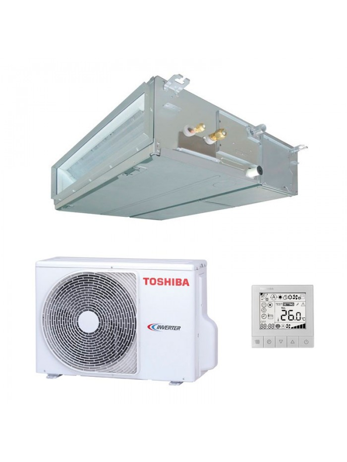 Ducted Air Conditioners Toshiba RAVRM561BTPE + RAVGM561ATPE