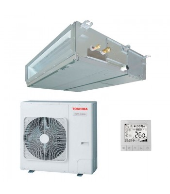 Kanalgeräte Toshiba RAVRM1101BTPE + RAVGM1101ATPE