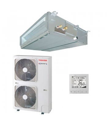 Ducted Air Conditioners Toshiba RAVSM1606BTPE + RAVSM1604ATE