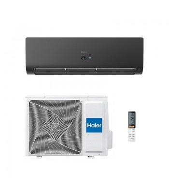 Wall Split AC Air Conditioner Haier AS25S2SF1FA-BH + 1U25S2SM1FA