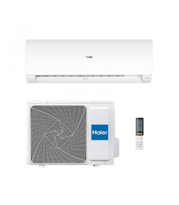 Wall Split AC Air Conditioner Haier AS35S2SF1FA-WH + 1U35S2SM1FA