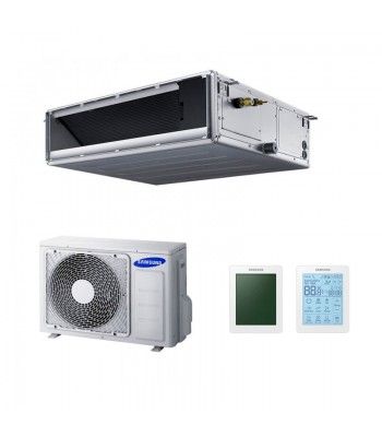 Ducted Air Conditioners Samsung AC071RNMDKG/EU + AC071RXADKG/EU