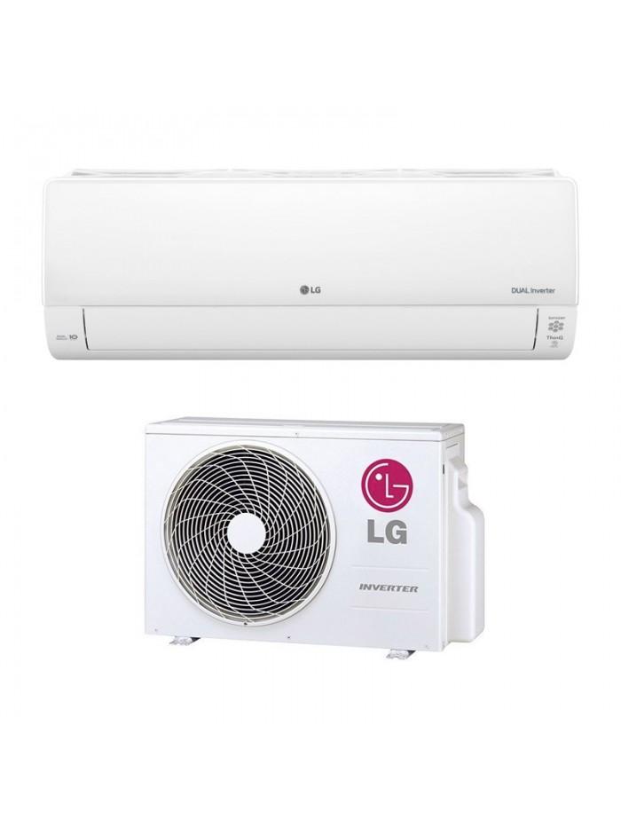 Wall Split AC Air Conditioner LG DC09RH.NSJ + DC09RH.UL2