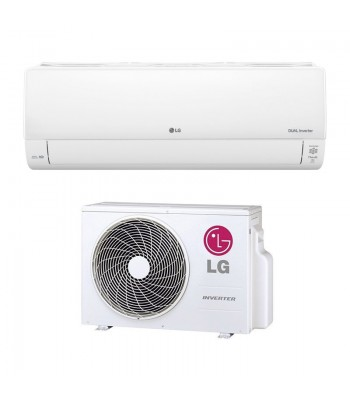 Split Klimaanlage LG DC12RH.NSJ + DC12RH.UL2