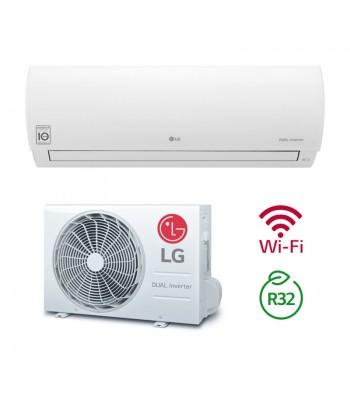 Wall Split AC Air Conditioner LG F09MT.NSM + F09MT.U24