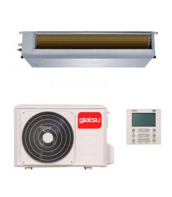 Kanalgeräte Giatsu GIA-DI-36IX43R32 + GIA-UO-36IX43R32