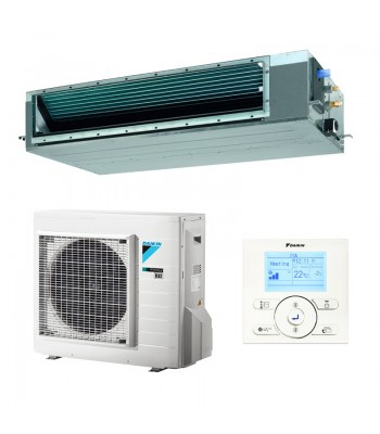 Ducted Air Conditioners Daikin ADEA60A + ARXM60R