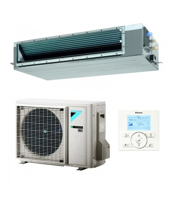 Ducted Air Conditioners Daikin FBA50A9 + RXM50R