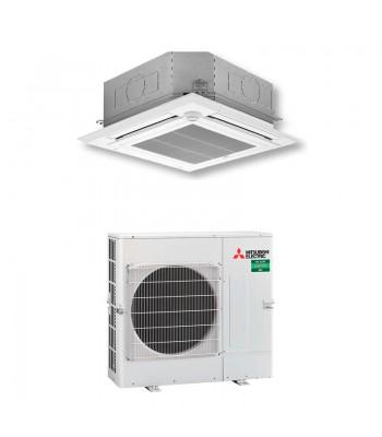 Cassette Air Conditioners Air Conditioner Mitsubishi Electric PLA-SM100EA + PUZ-SM100VKA