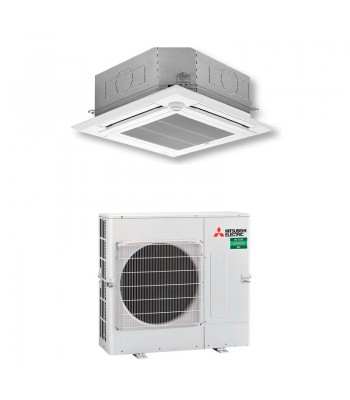 Cassette Air Conditioners Air Conditioner Mitsubishi Electric PLA-SM140EA + PUZ-SM140YKA