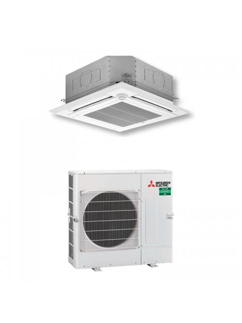 Cassette Air Conditioners Mitsubishi Electric PLA-SM140EA + PUZ-SM140VKA