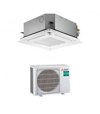 Cassette Air Conditioners Air Conditioner Mitsubishi Electric SLZ-M35FA + SUZ-M35VA