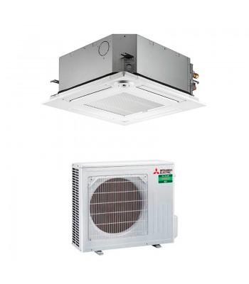 Cassette Air Conditioners Air Conditioner Mitsubishi Electric SLZ-M50FA + SUZ-M50VA