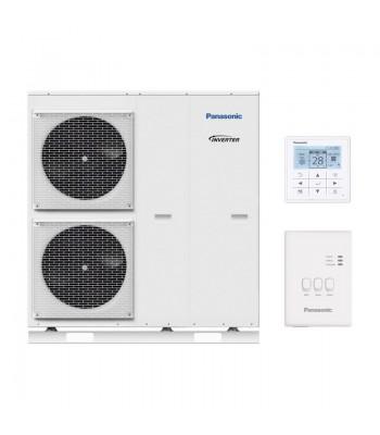 Warmte en kouden Monobloc Panasonic Aquarea T-CAP KIT-MXC09J3E5-CL