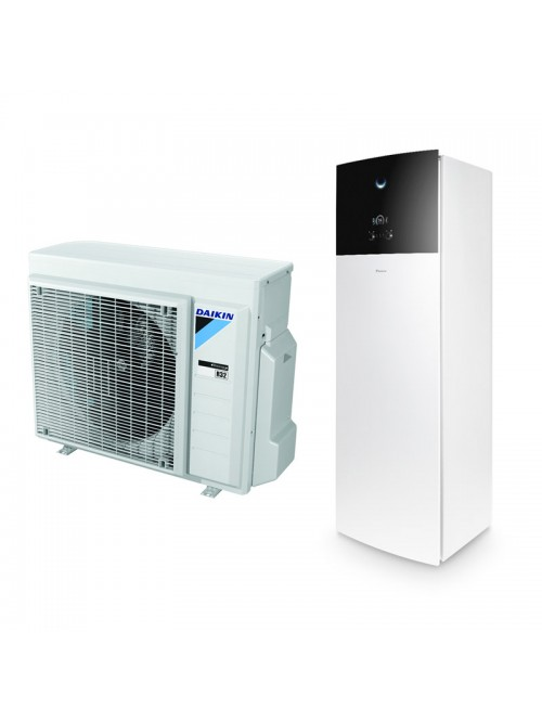 Air-to-Water Heat Pump Systems Heating and Cooling Bibloc Daikin Altherma 3 GAVV818EV