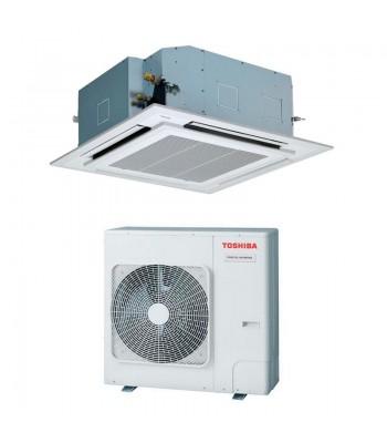 Cassette Air Conditioners Air Conditioner Toshiba RAV-RM1101UTP-E + RAV-GM1101ATP-E