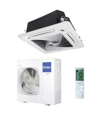 Cassette Air Conditioners Air Conditioner Haier ABH125K1ERG + 1U125S2SN2FB