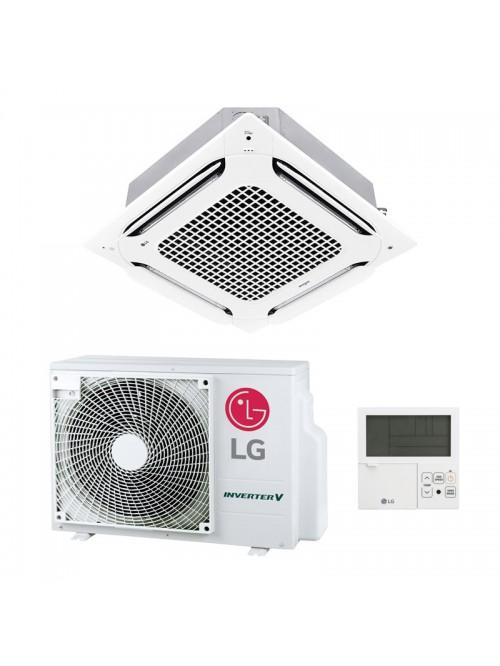 Cassette Air Conditioners LG UT30F.NB0 + UUB1.U20