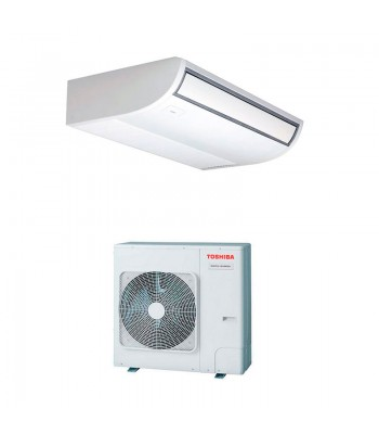 Ceiling-Floor Air Conditioner Toshiba RAV-RM1401CTP-E + RAV-GM1401ATP-E