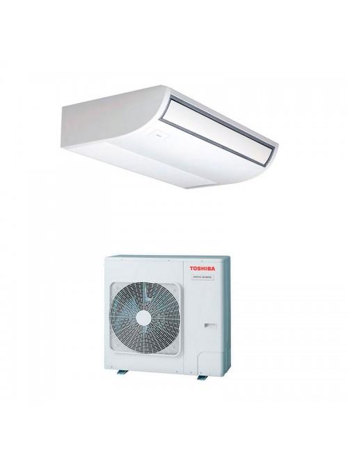 Boden-Dach Klimaanlage Toshiba RAV-RM1101CTP-E + RAV-GM1101ATP-E