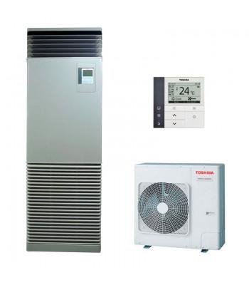 Standing Unit Air Conditioner Toshiba RAV-RM1401FT-ES + RAV-GM1401AT8-E