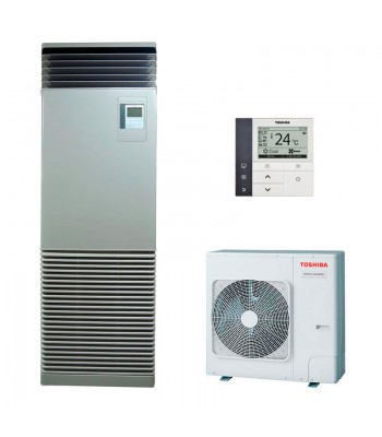 Spalten Toshiba RAV-RM1101FT-ES + RAV-GM1101ATP-E