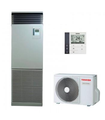 Standing Unit Air Conditioner Toshiba RAV-RM801FT-ES + RAV-GM801ATP-E