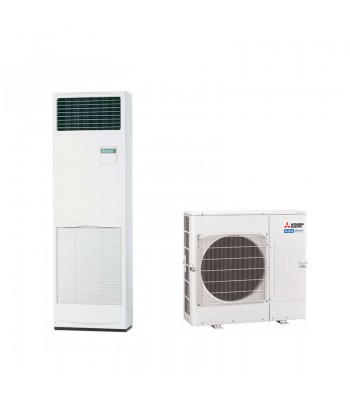 Standing Unit Air Conditioner Mitsubishi Electric PSA-RP140KA + PUHZ-P140VKA