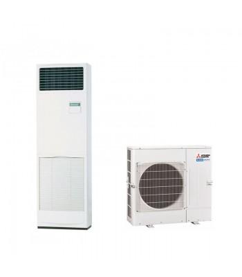 Standing Unit Air Conditioner Mitsubishi Electric PSA-RP125KA + PUHZ-P125VKA