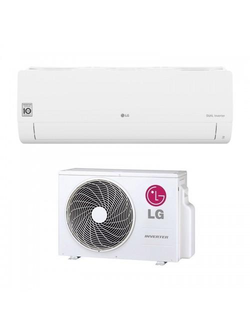 Wall Split AC Air Conditioner LG S09ET.NSJ + S09ET.UA3