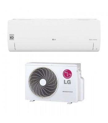 Wall Split AC Air Conditioner LG S18ET.NSK + S18ET.UL2