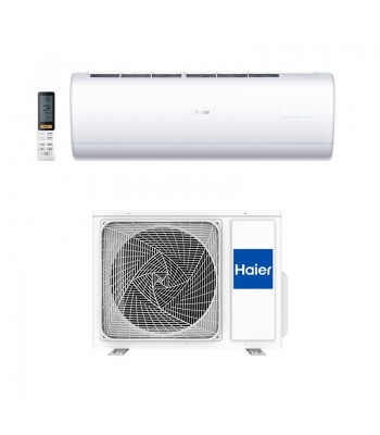 Wall Split AC Air Conditioner Haier AS25S2SJ1FA-3 + 1U25MECFRA-3