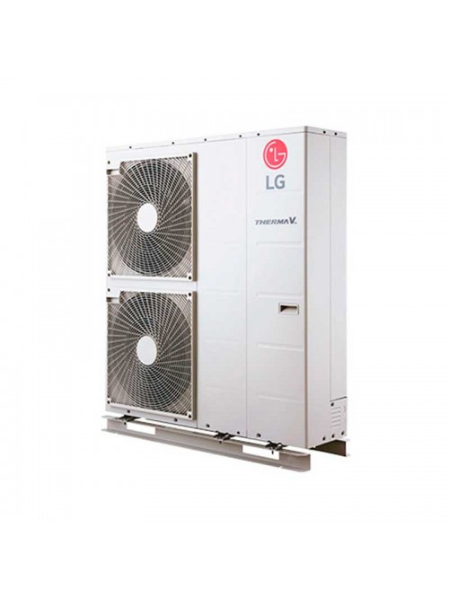Air-to-Water Heat Pump Systems Heating and Cooling Monobloc LG Therma V Monobloc R32 HM161M.U33