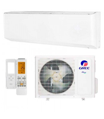 Nordic wall split Air Conditioner Gree GWH18YE + S6DBA1