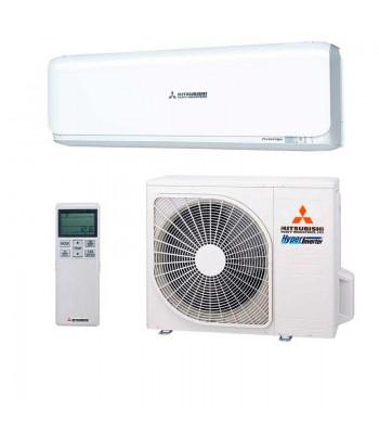 Wall Split AC Air Conditioner Mitsubishi Heavy Industries SRK25ZSX-W + SRC25ZSX-W