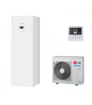 Heating and Cooling Bibloc LG Therma V Hidromodul R32 HN0916T.NB1 + HU051MR.U44