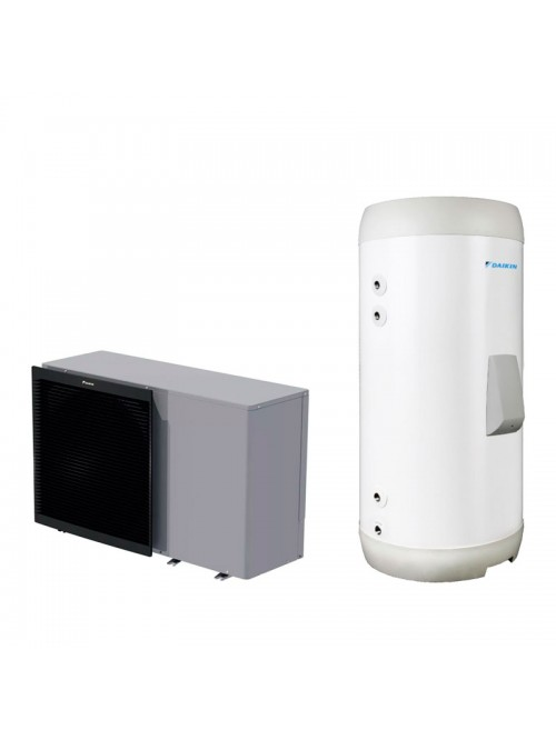 Air-to-Water Heat Pump Systems Heating and Cooling Monobloc Daikin Altherma 3 BLA16DV