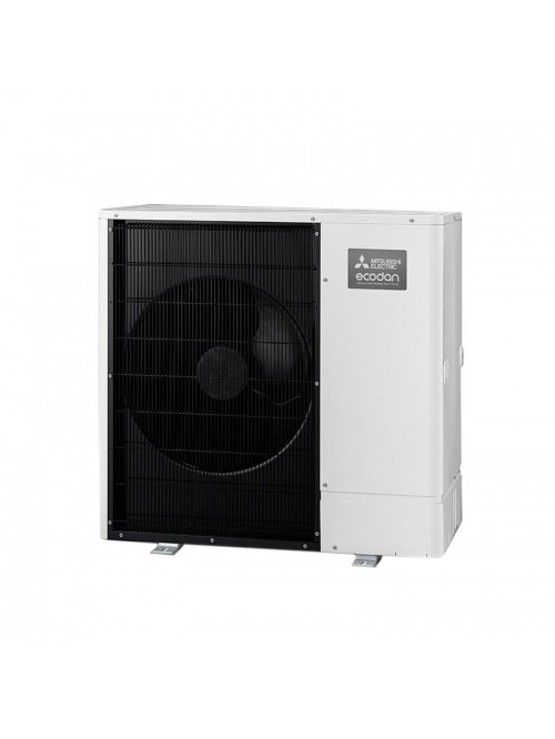 Air-to-Water Heat Pump Systems Heat Only Bibloc Mitsubishi Electric Power Inverter R37 PUD-SWM120VAA
