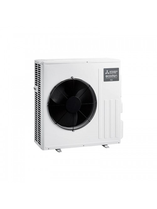 Air-to-Water Heat Pump Systems Heating and Cooling Bibloc Mitsubishi Electric Eco Inverter SUZ-SWM40VA