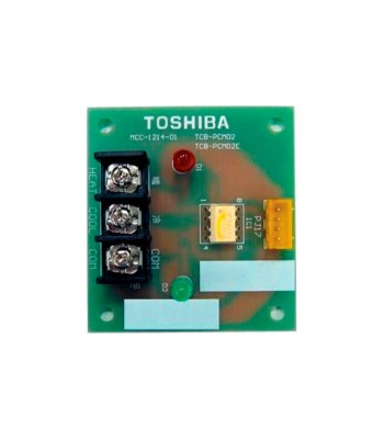 Air-to-water accessories Toshiba TCB-PCMO3E
