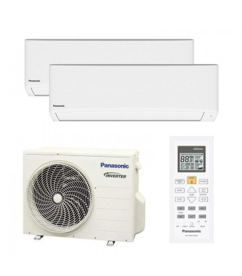 Panasonic Multi Split KIT-2TE2025-SBE