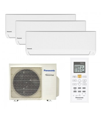 Panasonic Multi Split KIT-3TE252535-SBE