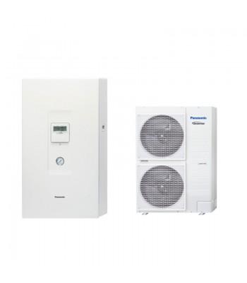Warmte en kouden Bibloc Panasonic Aquarea T-CAP Generación H KIT-WXC09H3E5-CL