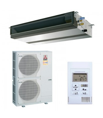Mitsubishi Electric Conductos HPEZS-M100YJA