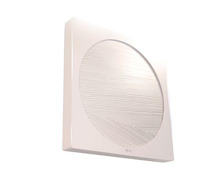 LG Art Cool Stylist; ¡Aire acondicionado con iluminación LED!