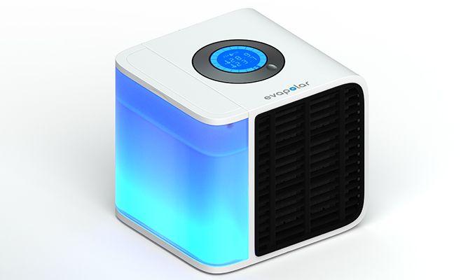 Evapolar: el primer aire acondicionado personal del mundo.